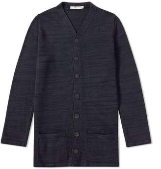 Inis Meain High V Long Jacket
