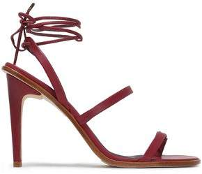 Tibi Leather Sandals