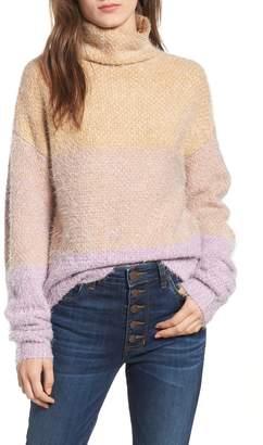 BP Ombre Eyelash Sweater