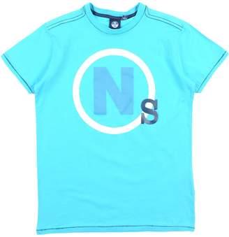 North Sails T-shirts - Item 12162518KI