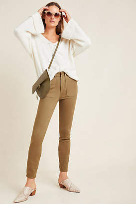 DL1961 Farrow High-Rise Skinny Cargo Ankle Jeans