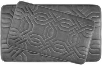 Bounce Comfort Chain Ring Premium Memory Foam Bath Mat