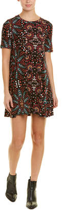 BCBGeneration Printed Shift Dress