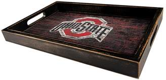 NCAA Kohl's Ohio State Buckeyes Distressed Serving Tray