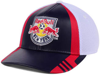 adidas New York Red Bulls Authentic Team Flex Cap