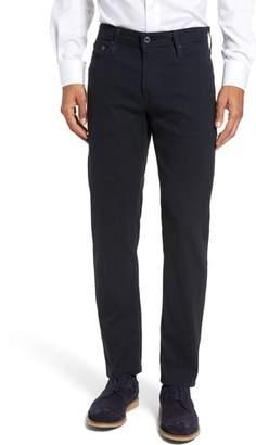 AG Jeans Tellis Modern Slim Stripe Five-Pocket Pants