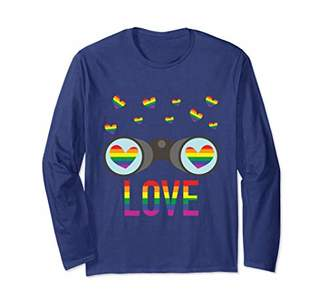 LGBT Long Sleeve Shirt Searching For Love Gay