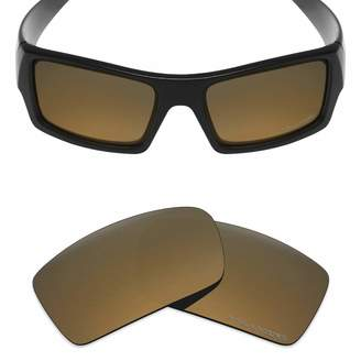 f598da45f5 Oakley Mryok+ Polarized Replacement Lenses for Gascan - Bronze Gold