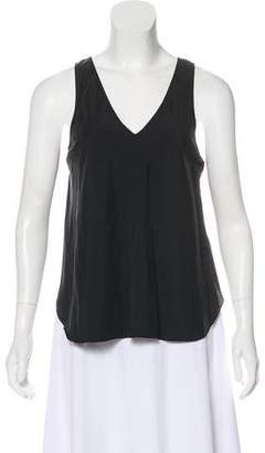 Billy Reid V-Neck Sleeveless Top
