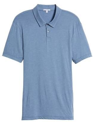 James Perse Point Collar Polo