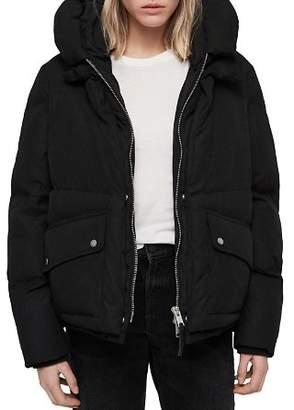 AllSaints Ester Hooded Puffer Coat