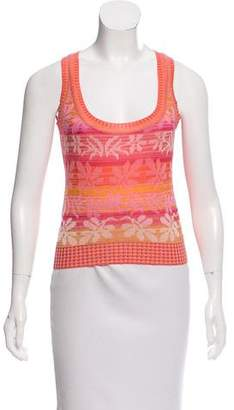 Missoni Patterned Knit Top