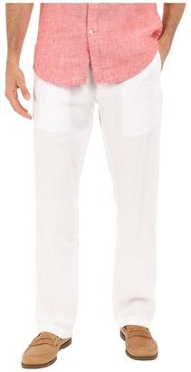 Perry Ellis Drawstring Linen Pants $59.99 thestylecure.com