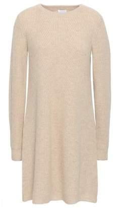Madeleine Thompson Wool And Cashmere-blend Mini Dress