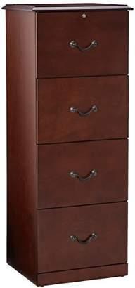 Z-Line Designs ZL9990-24VFU 4-Drawer Vertical File Cabinet