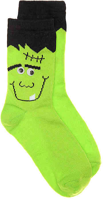 High Point Design Frankenstein Toddler & Youth Crew Socks - Boy's