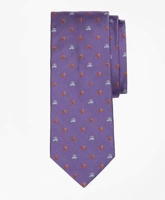 Brooks Brothers Golden Fleece Leaf Tie