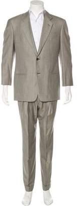Armani Collezioni Wool & Silk Suit