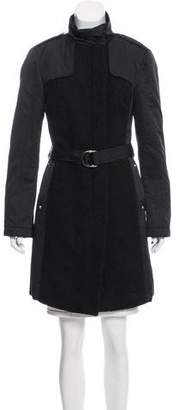 CNC Costume National Knee-Length Coat