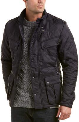 Barbour International Ariel Polar Quilt Jacket