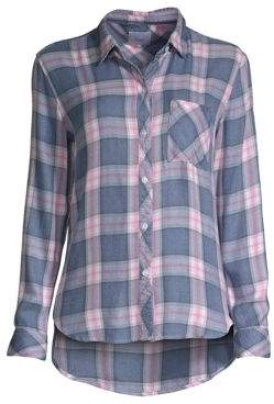 Rails Hunter Plaid Pocket Shirt