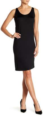 Wolford Lace-Up Scoop Neck Dress