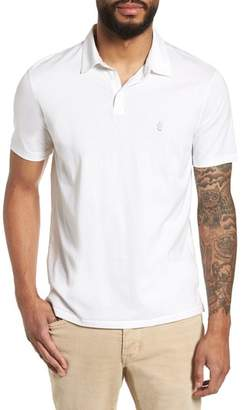 John Varvatos Peace Slim Fit Pima Cotton Polo