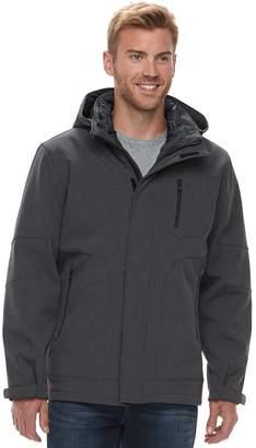 Hemisphere Men's 3-in-1 Softshell Systems Jacket