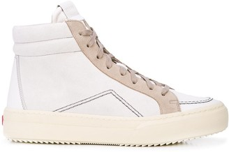 Rhude V1 Hi-top sneakers