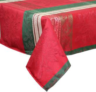 St Nicholas Square Holiday Crossing Tablecloth