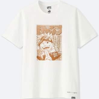 Uniqlo Jump 50th Short-sleeve Graphic T-Shirt (naruto)