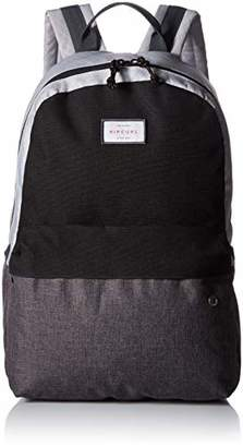 Rip Curl Men's Mood Stacka Lightweight Zippered Backpack