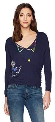 Desigual Women's Alleghaniensis Pullover Sweater