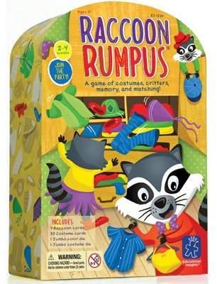 Educational Insights Racoon Rumpus