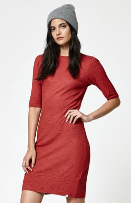 Element Mood Short Sleeve Dress $39.95 thestylecure.com
