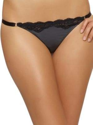 Swing Lace Thongs