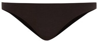 Skin - Organic Cotton Briefs - Womens - Black