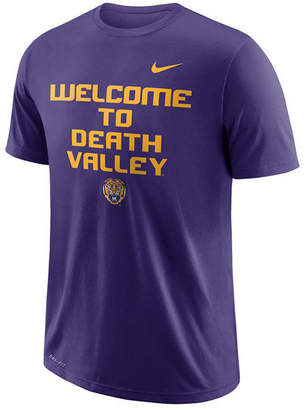Nike Men's Lsu Tigers Authentic Local T-Shirt