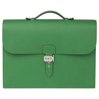 Hermes Leather satchel