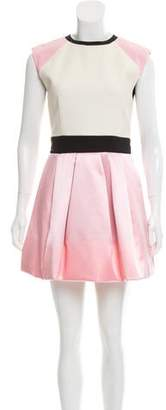 Fausto Puglisi Structured Mini Dress