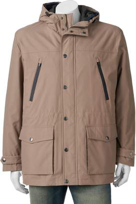 London Fog Tower By Men's Tower by 3-in-1 Hooded Anorak Jacket