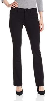 Seven7 Women's Ponte Slim Bootcut Pant