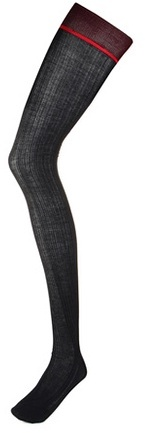 Miu MiuMiu Miu Over-the-knee Cotton Socks
