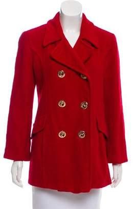St. John Wool & Cashmere Coat