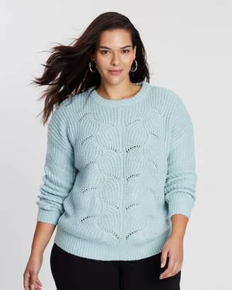 5cf18caaac7b Plus Size Knitwear - ShopStyle Australia