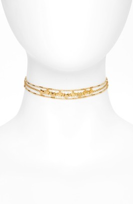 Women's Baublebar Galactic Multistrand Choker $36 thestylecure.com