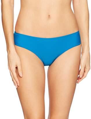 Volcom Junior's Simply Solid Cheeky Bikini Bottom