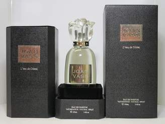 Joan Vass L'eau De Cristal Women By Eau De Parfum Spray 3.4 Oz by