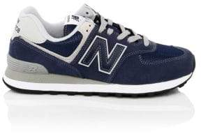 New Balance Suede Mesh Snakers