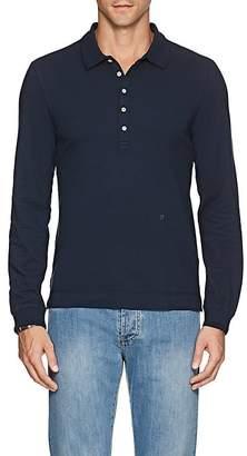 Massimo Alba Men's Cotton Piqué Polo Shirt